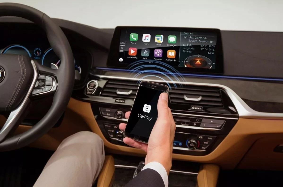 Carplay Apple Bmw Para Sistema Evo Coding