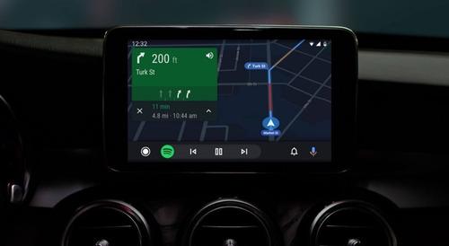 carplay y android auto para mercedes
