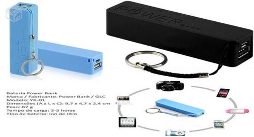 carregado portátil power bank promoção