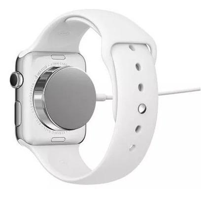 carregador apple watch original apple na caixa - 1 metro
