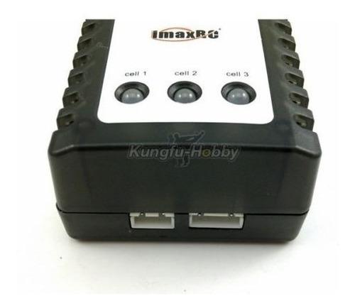 carregador balanceador imax b3 ac pro aero airsoft