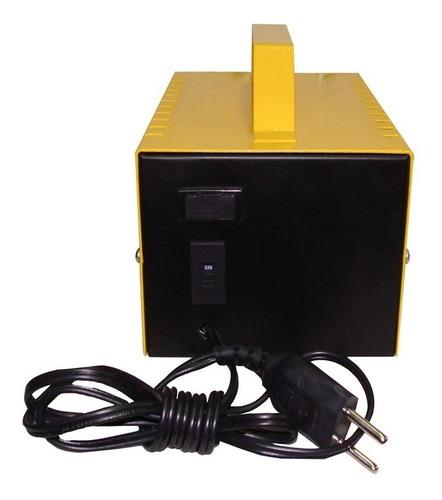 carregador bateria 10ah 12v digital flutuante frete grátis