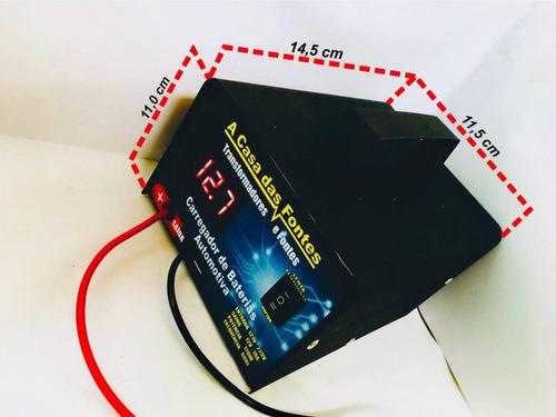 carregador bateria até