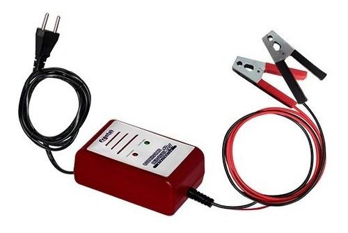 carregador bateria automotiva carro moto 12v 2ah 150amperes