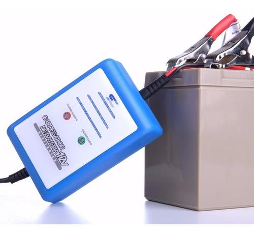 carregador bateria carro moto caminhão 12v 150amperes