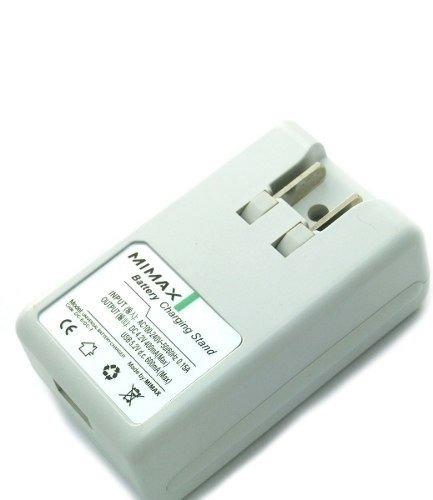carregador bateria câmeras