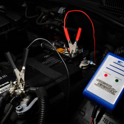 carregador bateria inteligente 12v até 150a original