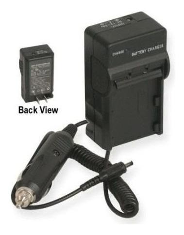 carregador bateria np-45 fuji jz310 jz500 jz505 l30 l50 xp10