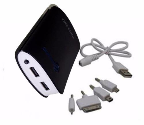 carregador bateria portatil power bank samsung 20800 mah