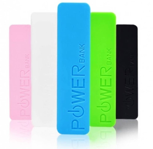 carregador bateria universal portátil power bank usb celular