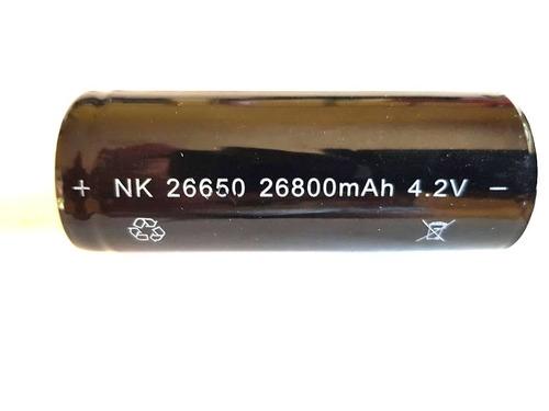 carregador   baterias   forte 26650 26800mah 4.2v super