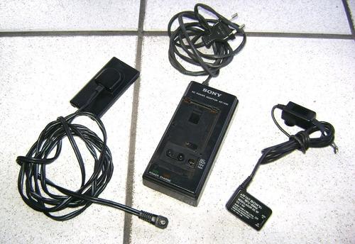 carregador baterias sony