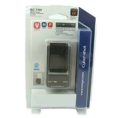 carregador bc-trv p/ bat de filmadoras sony fv50 fv70 fv100