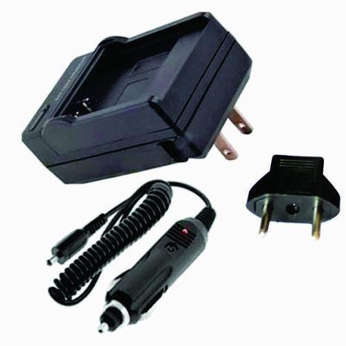 carregador canon bateria
