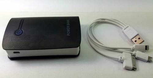 carregador celular portátil