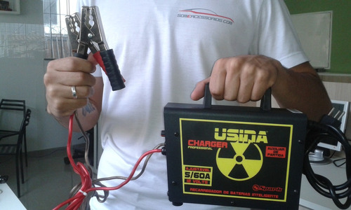 carregador charger usina profissional usina spark fonte