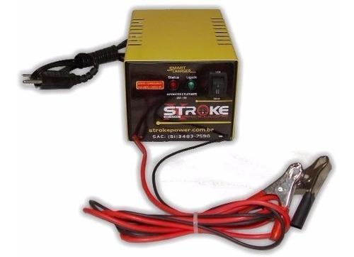carregador de bateria 6v 3ah, bandeirantes, brinquedo,alarme