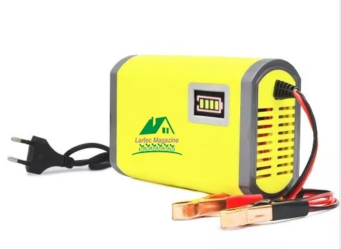 carregador de bateria automotiva 12v/6a  digital bivolt