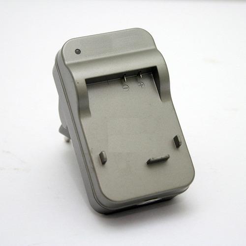 carregador de bateria p/ olympus li-70c li70c