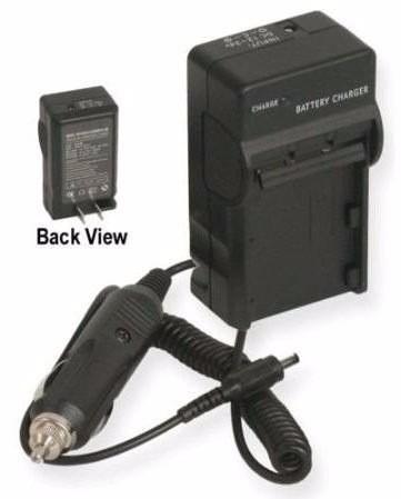 carregador de bateria p/ sony fv30 fv40 fv50 fv70 fv100 novo