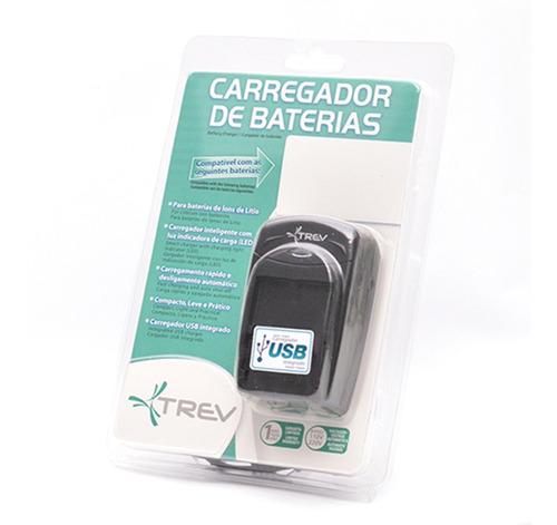 carregador de bateria para panasonic cgr-b/202a