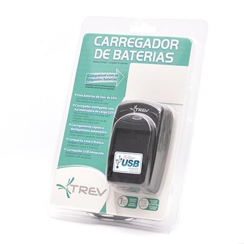 carregador de bateria para panasonic vw-vbd1e