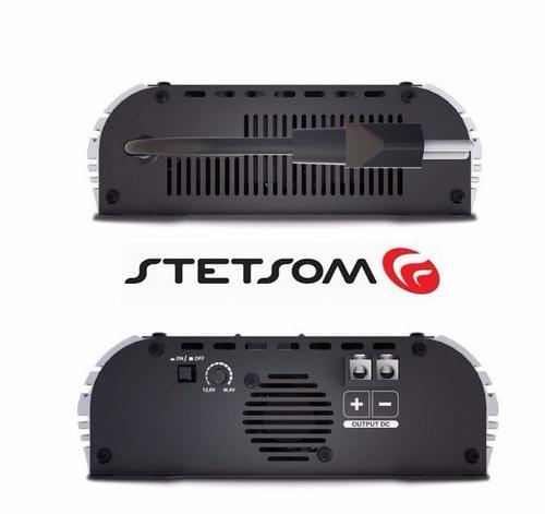 carregador de bateria stetsom 50 amper infinit automotivo