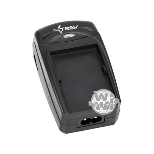 carregador de bateria trev cbl103 (lp-e6)