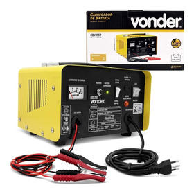 Carregador De Baterias 90a Cbv 950 Vonder 220v .obc Store
