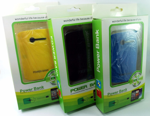 carregador de celular power bank 2800 mah extra portátil usb