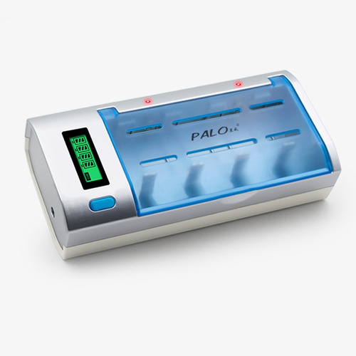 carregador de pilhas inteligente c906w / pl-nc06