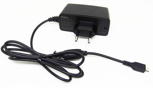 carregador fonte 5v 2,2 amperes para raspberry pi zero