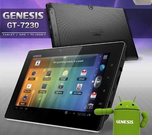 carregador fonte forte p/ tablet  genesis gt 7230 sp