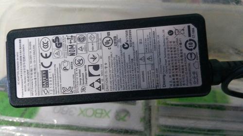 carregador fonte original notebook samsung xe303c12 original