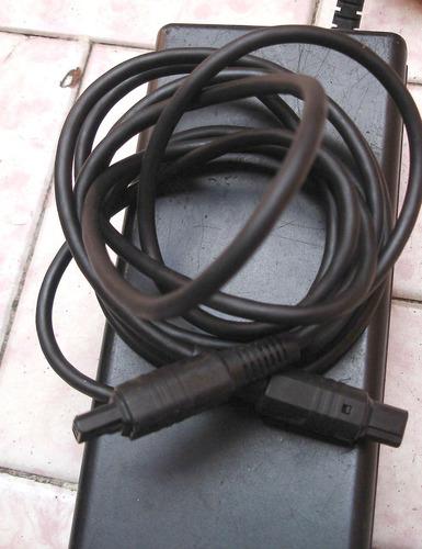 carregador /fonte para filmadoras panasonic m3000/9000 e ag