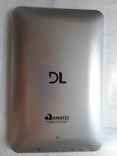 carregador fonte   para tablet dl  t7