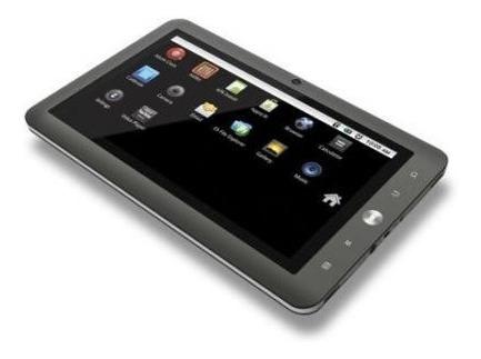 carregador fonte tablet p/ coby kyros 7020