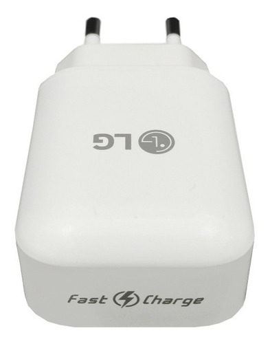 carregador lg smartphone optimus l9 p768 1,8a original