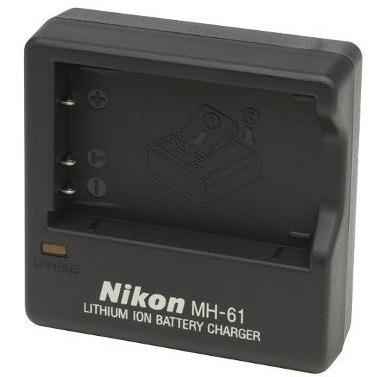 carregador mh-61 para nikon p500 p510 p5 p520 en-el5 coolpix