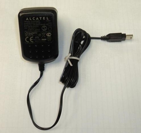 carregador mini usb v3 original celular alcatel