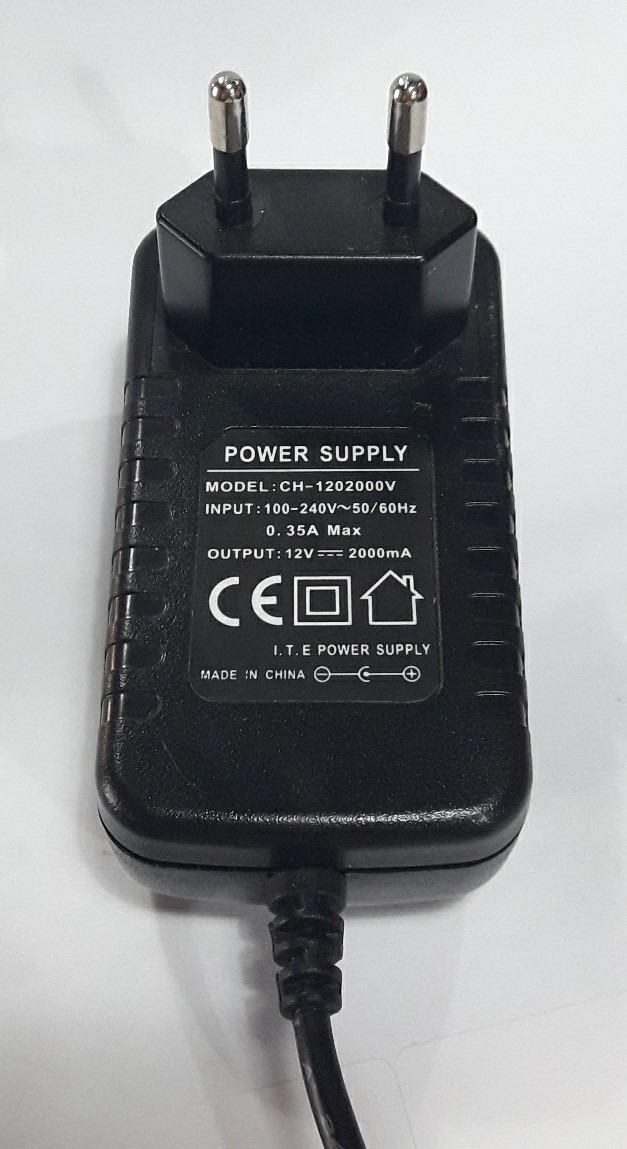 Carregador Parede Power Supply Ch-1202000v Imperdível