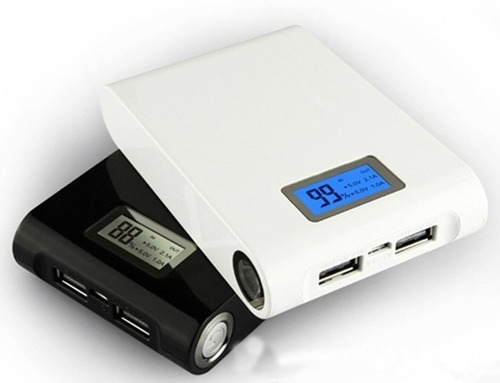 carregador portátil bateria externa 11000 mah - power bank