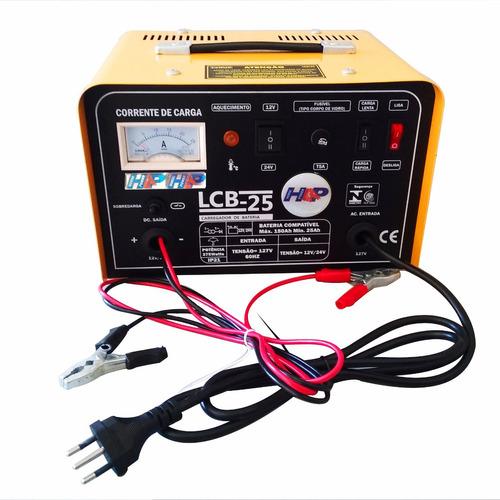 carregador portátil de baterias 150a 12/24 v 110v