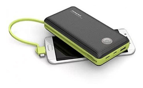 carregador portátil power bank pineng pn-959 20000mah