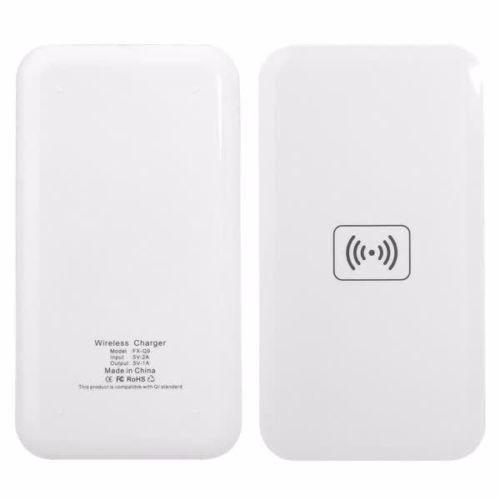 carregador portátil sem fio wireless qi sansung lg nokia lum