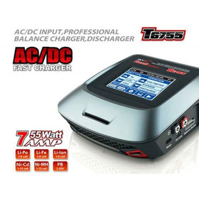 Carregador Profissional T6755 Skyrc Touch Screen