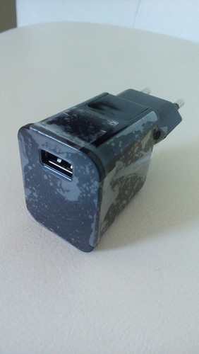 carregador rápido 5v 2.0a usb 2000ma p/galax,tab&note
