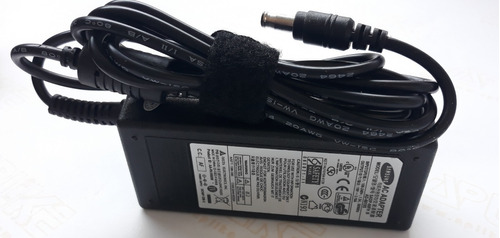 carregador samsung np300 np305 np-r430 rv410 rv411 original