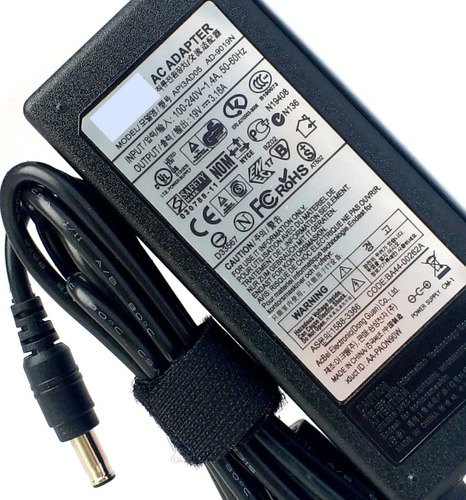 carregador samsung np350v5c np-r420 np-r428 np-r430i np-r431