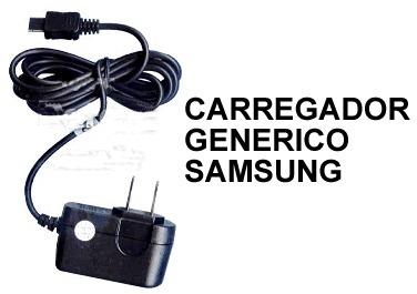 carregador samsung u106 generico